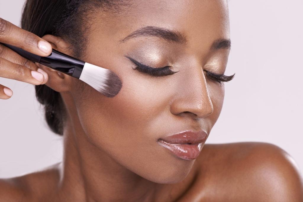 Secrets Makeover for African American Skin